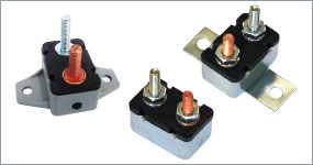 Manual or Auto Reset Circuit Protector